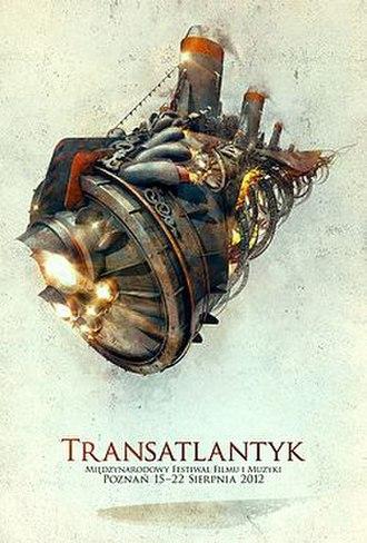 Transatlantyk Festival - Transatlantyk poster 2012