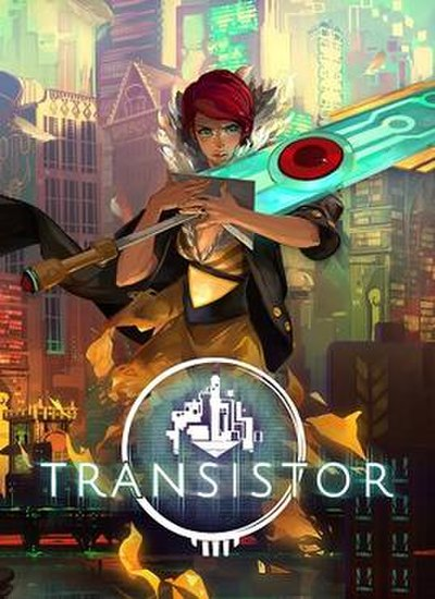 Picture of a game: Transistor