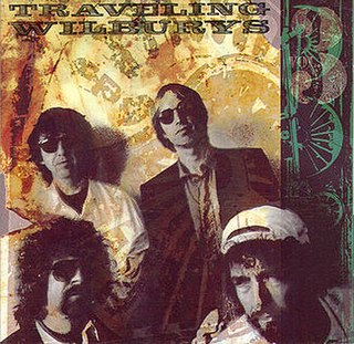 <i>Traveling Wilburys Vol. 3</i> 1990 studio album by Traveling Wilburys
