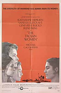 1971 film by Michael Cacoyannis