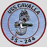 USS Cavalla SS-244 Badge.jpg