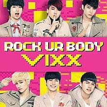 Image result for vixx rock ur body