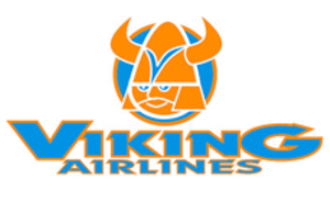 Viking Airlines - Viking Airlines past logo used from 2003-2009