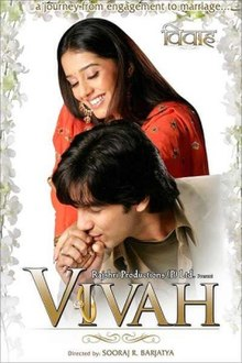 Vivah (2006) Hindi BDRip 720p 1.5GB AC3 5.1 MKV