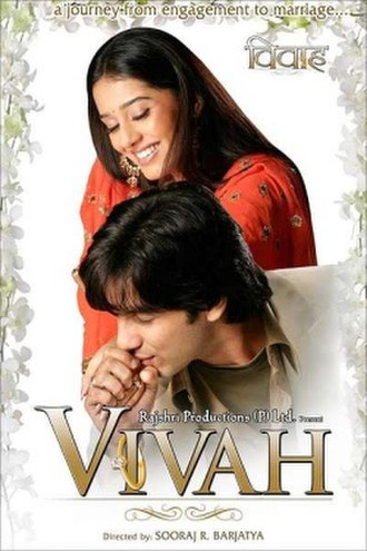 Vivah - Theatrical release poster