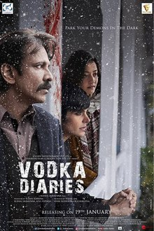 Vodka Diaries (2018) Hindi HDRip 480p 300MB MKV