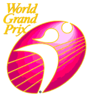 FIVB Volleyball World Grand Prix - Old FIVB World Grand Prix logo