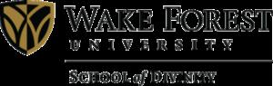 Wake Forest University School of Divinity - Image: WFU School of Divinity