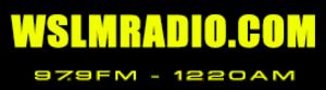 WSLM (AM) - Image: WSLM 97.9 1220 logo