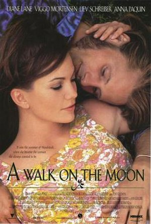 A Walk on the Moon - Theatrical release poster
