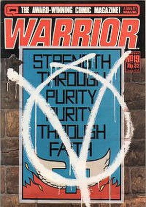V for Vendetta - Image: Warrior 19
