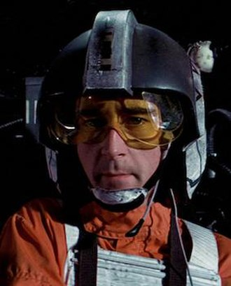 Wedge Antilles - Denis Lawson as Wedge in A New Hope (1977)