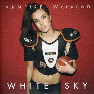 White Sky (song) - Image: White Sky girl