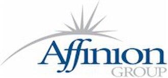 Affinion Group - Image: Wiki Logoaffinion