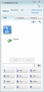 Windows Live Call