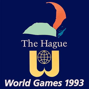 1993 World Games - Image: World Games 1993 logo