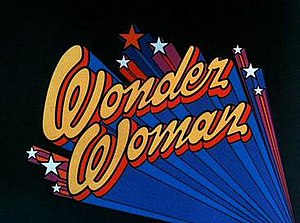 Wonder Woman (TV series) - First season title card