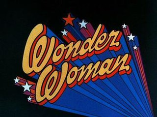 <i>Wonder Woman</i> (TV series) Television series