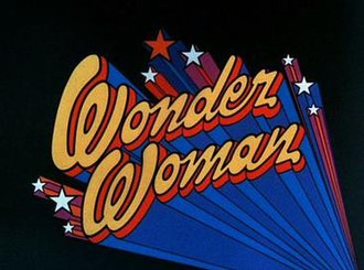 Wonder Woman (TV series) - First season title card