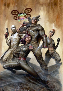 group of fictional characters