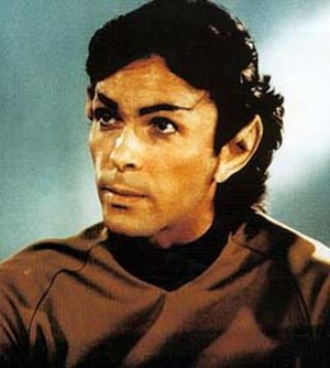 Star Trek: Phase II - Phase II screen-test photo of David Gautreaux as Xon