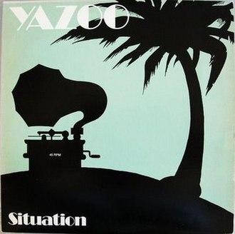 Situation (song) - Image: Yazoo Situation