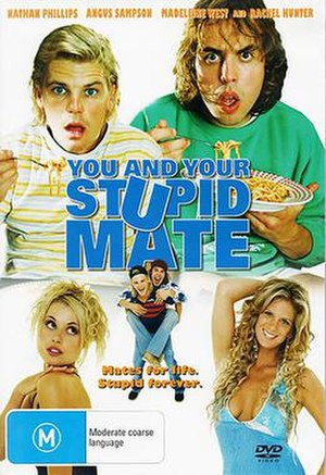 You and Your Stupid Mate - DVD cover