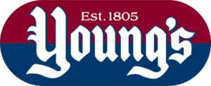 Young's Seafood - Image: Youngs logo