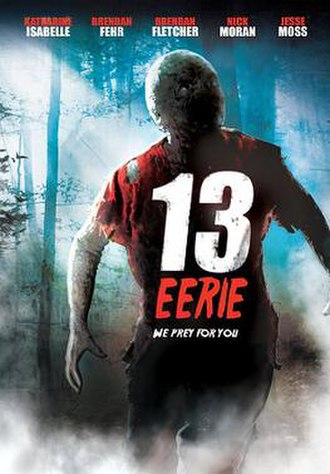 13 Eerie - Theatrical released poster