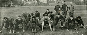1909 Sewanee Tigers football team - Image: 1909Sewanee