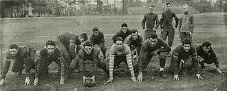 1909 Sewanee Tigers football team - Image: 1909Sewanee