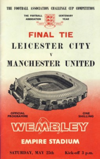 1963 FA Cup Final Football match