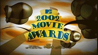 2002 MTV Movie Awards - Image: 2002 mtv movie awards logo