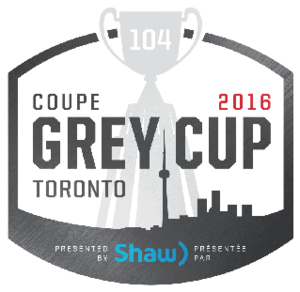 104th Grey Cup - Image: 2016 Grey Cup