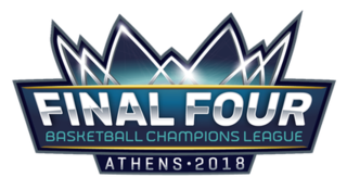 2018 Basketball Champions League Final Four