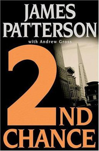 2nd Chance (Patterson novel) - Front cover of hardcover edition.