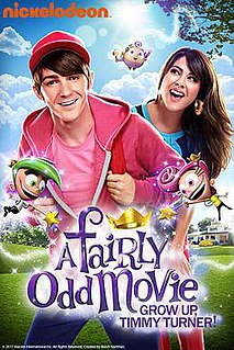 <i>A Fairly Odd Movie: Grow Up, Timmy Turner!</i>