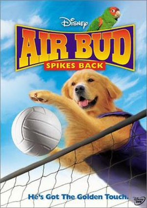 Air Bud: Spikes Back - DVD cover art