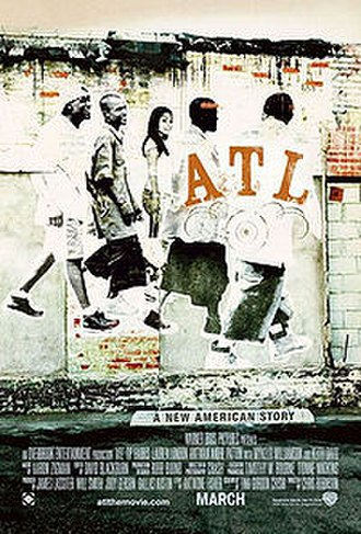 ATL (film) - Theatrical release poster