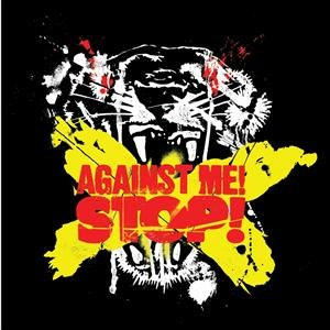 Stop! (Against Me! song) - Image: Against Me! Stop! cover