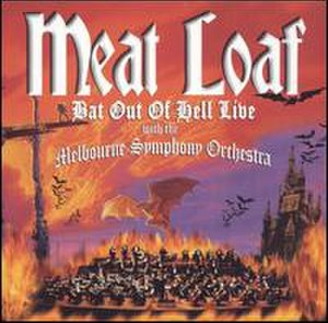Bat Out of Hell: Live with the Melbourne Symphony Orchestra - Image: Album Bat Out of Hell Live