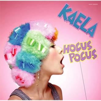 Hocus Pocus (Kaela Kimura album) - Image: Album Hocus Pocus cover 2