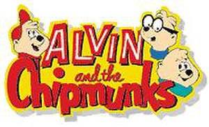 Alvin and the Chipmunks - The Chipmunks' 1958 logo