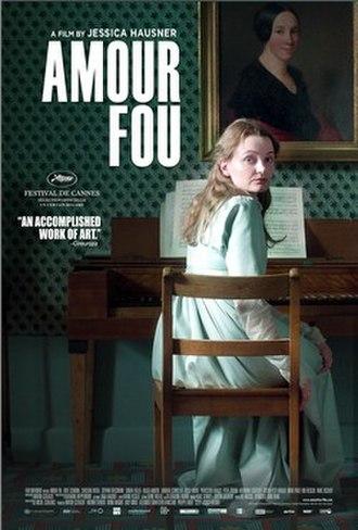 Amour Fou (2014 film) - Image: Amour Fou (film) POSTER