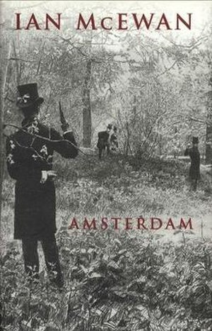 Amsterdam (novel) - Image: Amsterdam Novel