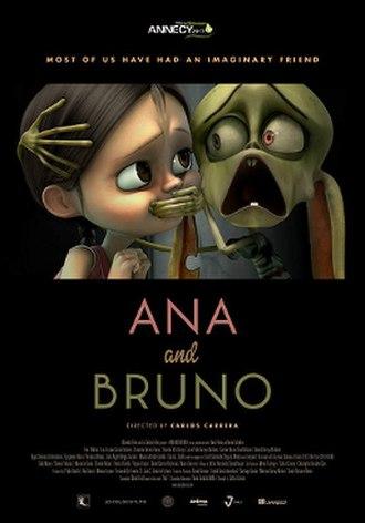 Ana y Bruno - Image: Ana y Bruno poster