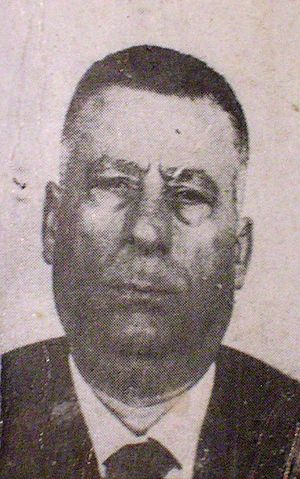 First 'Ndrangheta war - Traditional 'Ndrangheta boss Antonio Macrì, who was killed on January 20, 1975