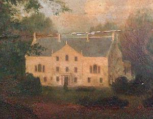 George H. Steuart (politician) - Argaty, Steuart's Perthshire estate.
