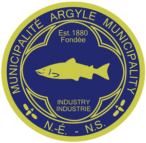 Municipality of the District of Argyle - Image: Argyle NS seal