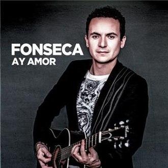 Ay Amor (Fonseca song) - Image: Ay Amor cover